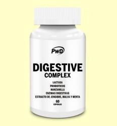 digestive Complex - PWD - 60 càpsules
