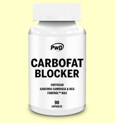 Carbofat Blocker - PWD - 90 càpsules