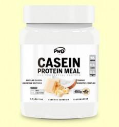 Casein Protein Xocolata Blanca amb Coco - PWD - 450 grams