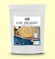 OAT Delight - Farina de Civada Sabor Pastís de Poma amb Canyella - PWD - 1,5 kg