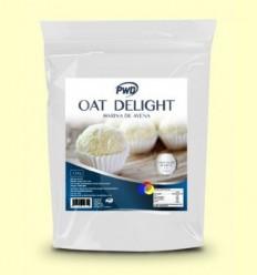OAT Delight - Farina de civada Sabor Xocolata Blanca i Coco - PWD - 1,5 kg