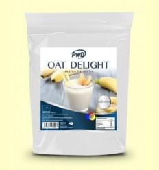 OAT Delight - Farina de civada Sabor Plàtan - PWD - 1,5 kg