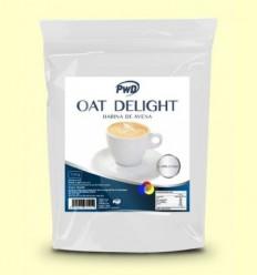 OAT Delight - Farina de civada Sabor Capuccino - PWD - 1,5 kg