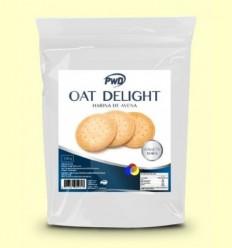 OAT Delight - Farina de civada Sabor Galeta - PWD - 1,5 kg