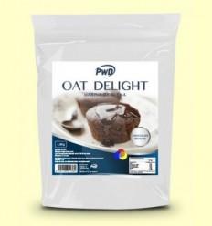 OAT Delight - Farina de civada Sabor Xocolata Brownie - PWD - 1,5 kg
