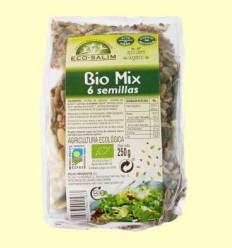 Bio Mix 6 llavors - Eco -Salim - 250 g