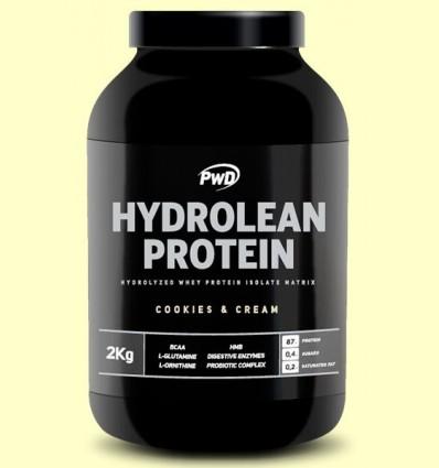 Hydrolean Protein Galeta - PWD - 2 kg