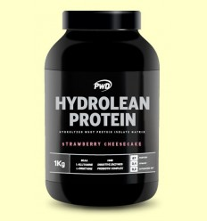 Hydrolean Protein Strawberry Cheesecake - PWD - 1kg