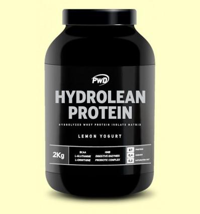 Hydrolean Protein Iogurt Llimona - PWD - 2 kg