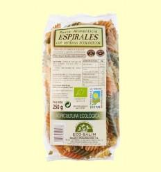 Espirals amb Verdures Ecològics - Eco -Salim - 250 g
