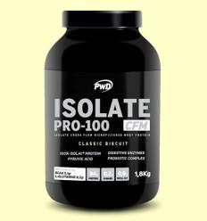 Isolate Pro -100 Galeta Maria - PWD - 1.8 kg