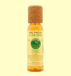 Gel Facial Aloe Vera - Giura - 200 ml