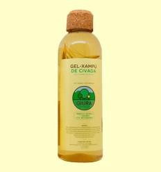 Gel de Bany i Xampú de Civada Bio - Giura - 750 ml