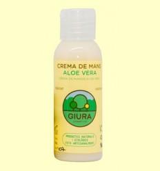 Crema de Mans Aloe Vera - Giura - 50 ml
