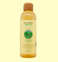 Gel de Bany i Xampú Familiar - Giura - 750 ml
