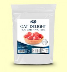 Oat Delight 40% Whey Protein Maduixa - PWD - 1,5 kg