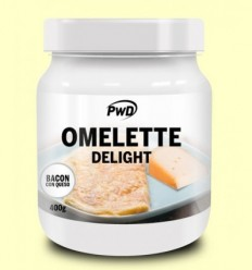 Omelette Delight Bacon amb Formatge - PWD - 400 grams