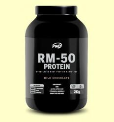 RM-50 Proteïnes Xocolata amb Llet - PWD - 2 kg