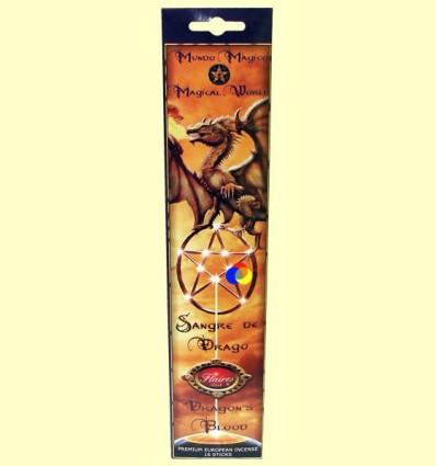 Encens Sang de Drago - Flaires - 16 barres
