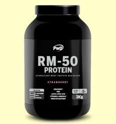 RM-50 Proteïnes Maduixa - PWD - 2 kg
