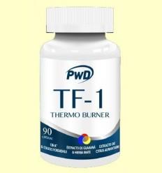 TF-1 Thermo Burner - PWD - 90 càpsules