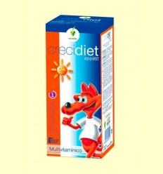 Crecidiet Appétit - Elixir Multivitamínic - Novadiet - 250 ml