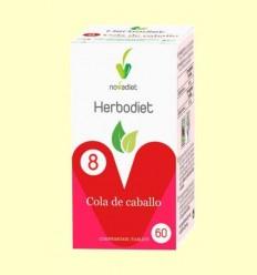 Herbodiet Cua de Cavall - Novadiet - 60 comprimits