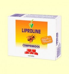 Liproline comprimits Pròpolis + Pomelo - Novadiet - 30 comprimits
