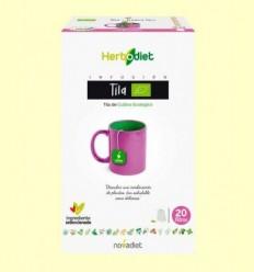 Herbodiet Tila Flor Eco - Novadiet - 20 un