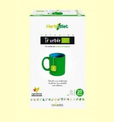 Herbodiet Te Verd Eco - Novadiet - 20 un