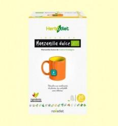 Herbodiet Mazanilla Eco - Novadiet - 20 un