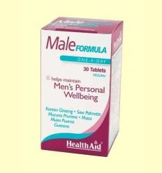 Male Fórmula - Health Aid - 30 comprimits