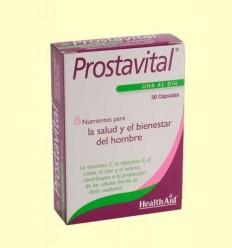 Prostavital - Ajuda per a la pròstata - Health Aid - 30 càpsules