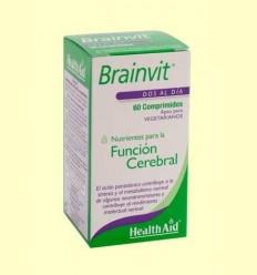 Brain Vit - Ajuda per a la memòria - Health Aid - 60 comprimits