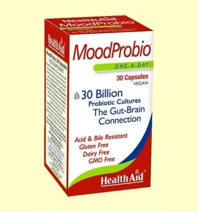 Moodprobio - Health Aid - 30 càpsules