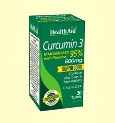 curcumin 3 - Health Aid - 30 comprimits