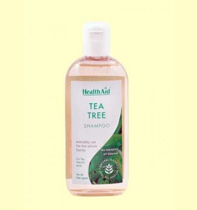 Xampú d'Arbre de el te - Health Aid - 250 ml
