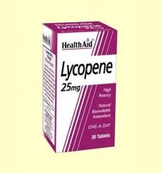 Lycopene - Licopè - Health Aid - 30 comprimits