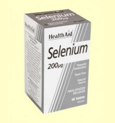 Selenium 200 mg - Seleni - Health Aid - 60 comprimits