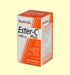 Ester C Plus 1000 mg - Health Aid - 30 comprimits