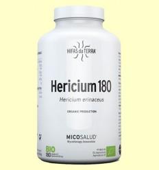 Hericium 180 - Hifas da Terra - 180 càpsules