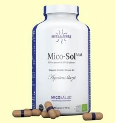 Mico-Sol - Hifas da Terra - 180 càpsules