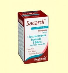 Sacardi - Health Aid - 30 càpsules