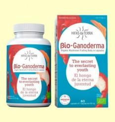 Bio Ganoderma - Reishi i Vitamina D - Hifas da Terra - 60 càpsules