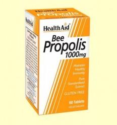 Pròpolis 1000 - Extracte de pròpolis estandarditzat - Health Aid - 60 comprimits