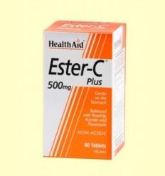 Ester C Plus 500 mg - Health Aid - 60 comprimits