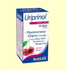 Uriprinol - Health Aid - 60 comprimits