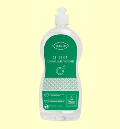 Setembre Green rentavaixelles manual ressò - Ecotech - 750 ml