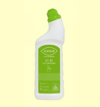 Gel WC Desincrustant Eco - Ecotech - 750 ml