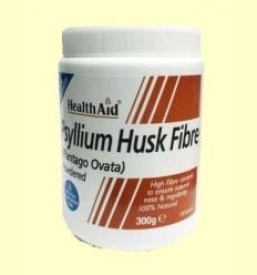 Fibra de closca de Psyllium Pols - Health Aid - 300 grams